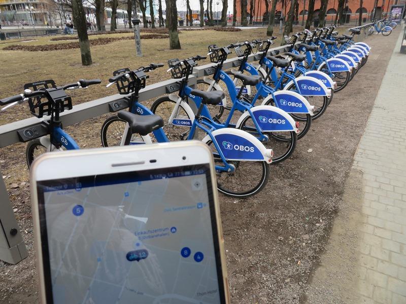 Stadtrad Oslo ausleihen - Reisetipps von Jessica - af