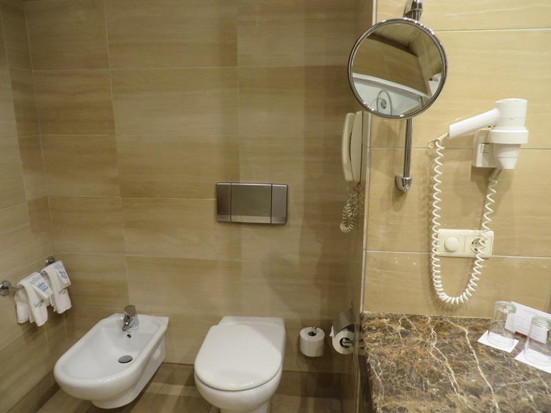 WC und Bidet Sercotel