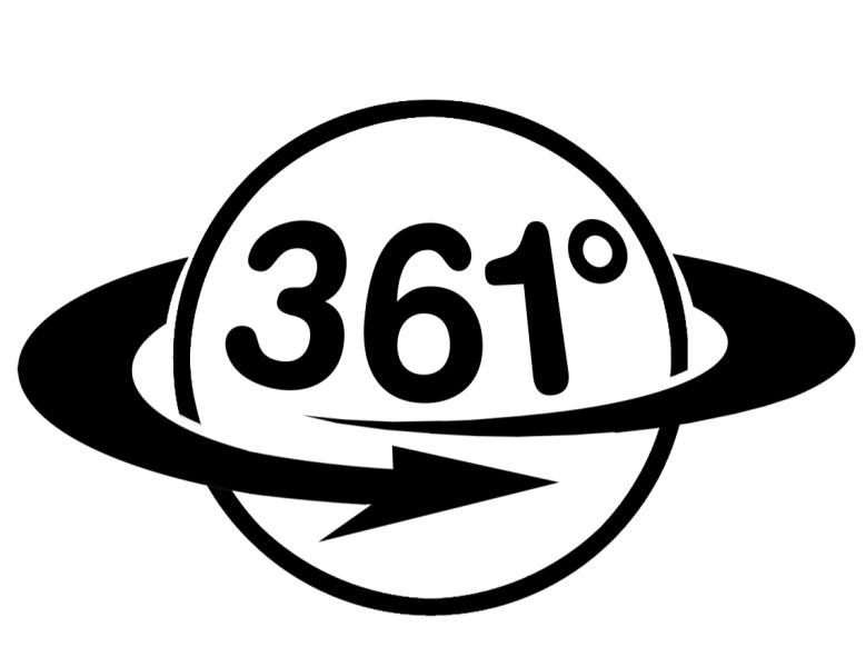 Logo 361° Jessica Kirsten