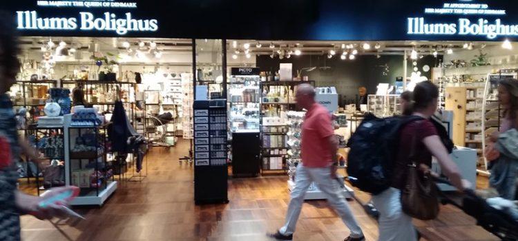 CPH – Shopping am Flughafen Kopenhagen