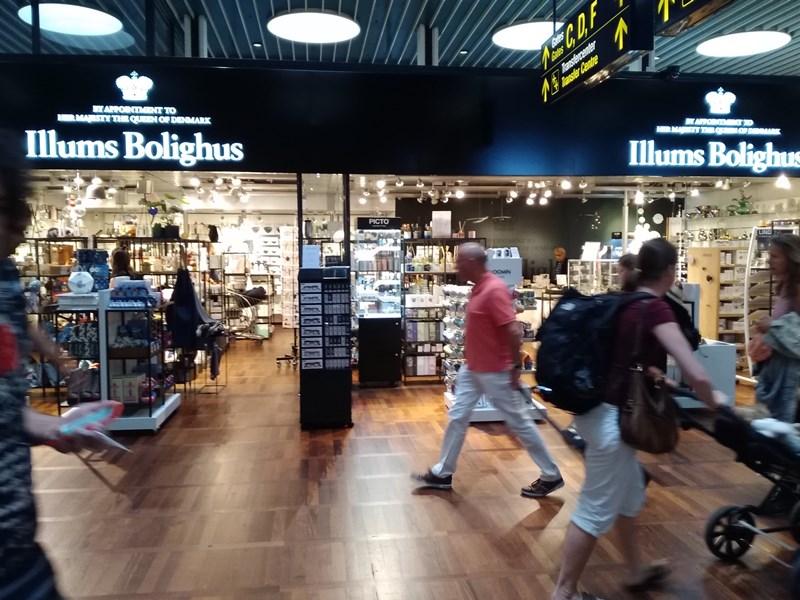Illium Bolighus am Flughafen Kopenhagen