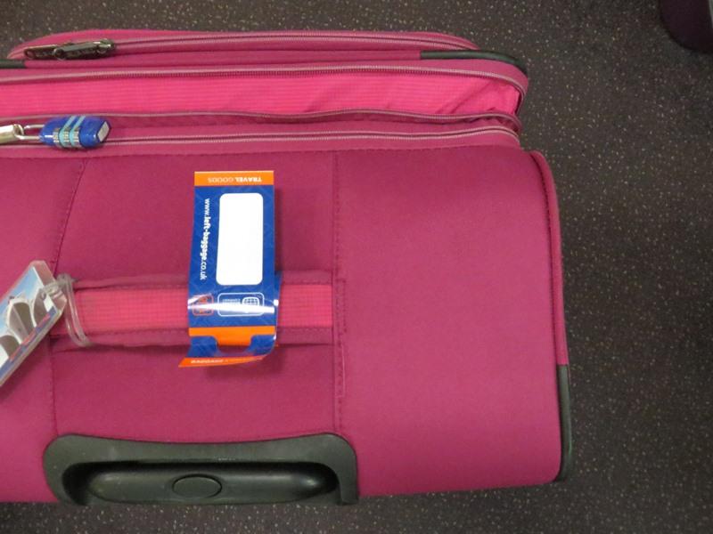 empfehlung gepäckaufbewahrung london