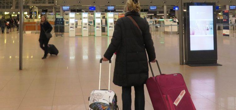 HAM Hamburg – Gepäckaufbewahrung Flughafen