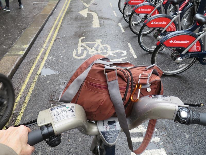 Stadtrad in London ausleihen