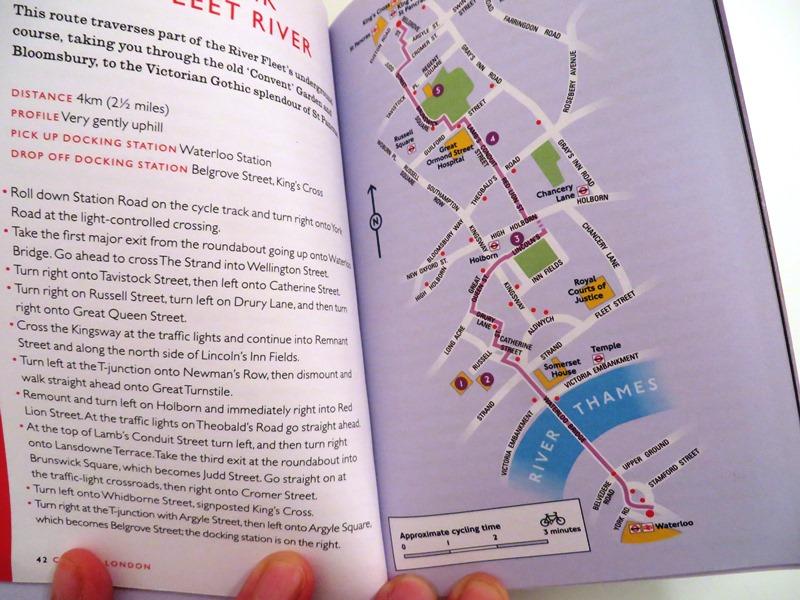 Empfehlung Radtouren in London