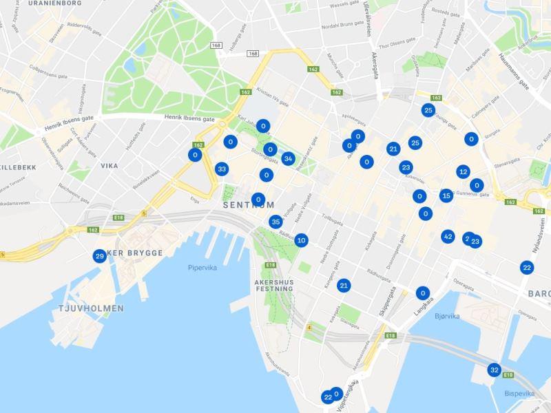Oslo Stadtrad - Reisetipps von Jessica faas