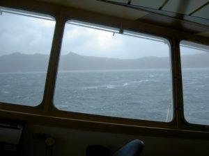 Seekrank bei Kap Hoorn