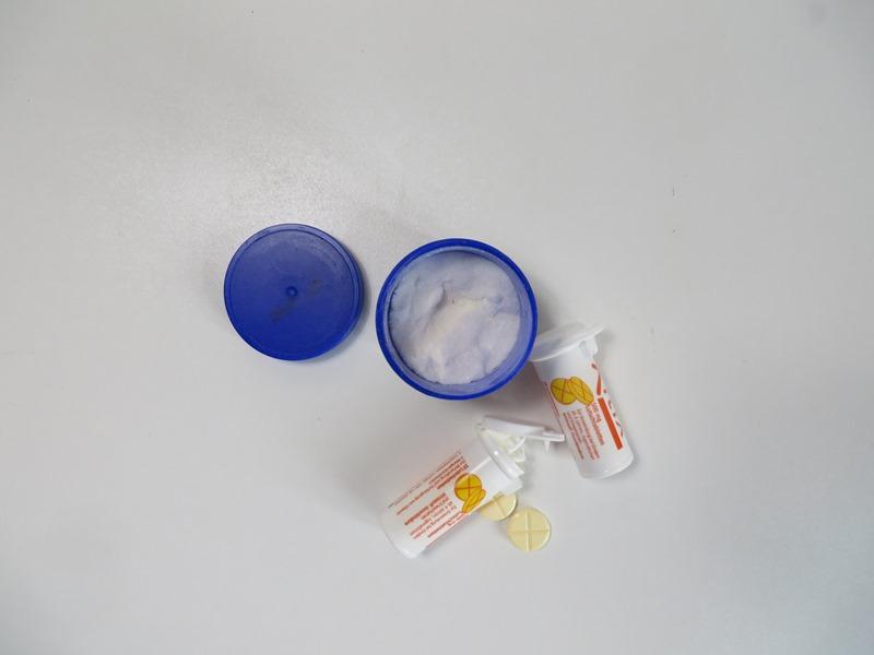 Vitamin C bei Seekrankheit, Histaminspiegel