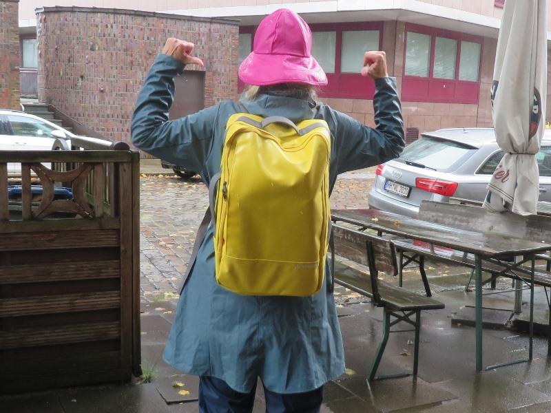 Empfehlung VAUDE - Regen