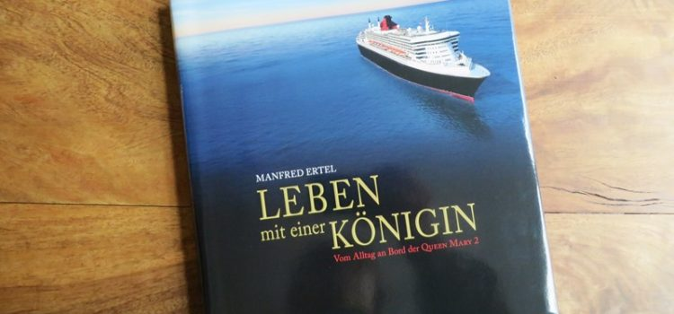 Neu: QUEEN MARY 2 Buch