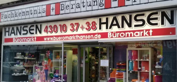 Einkaufen in Hamburg