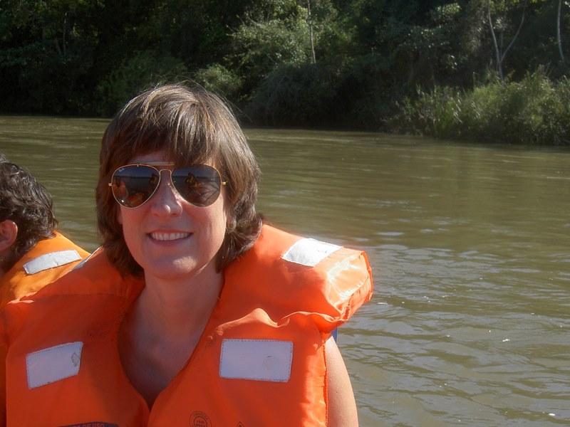 Tour Boot Iguazu Wasserfälle Argentinien