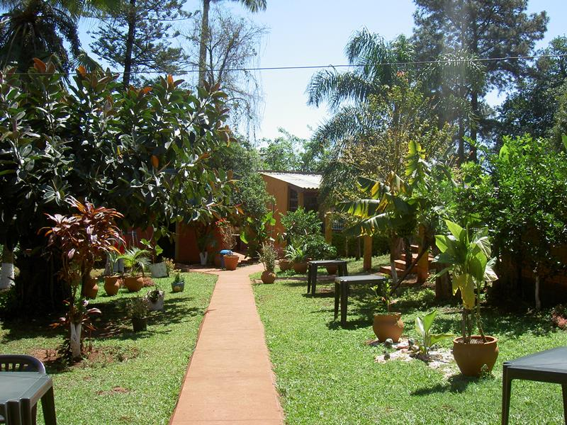Garten, Zimmer in Iguazu