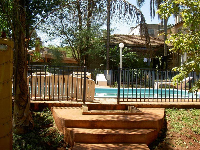 Schwimmbad, Appartment in Iguazu