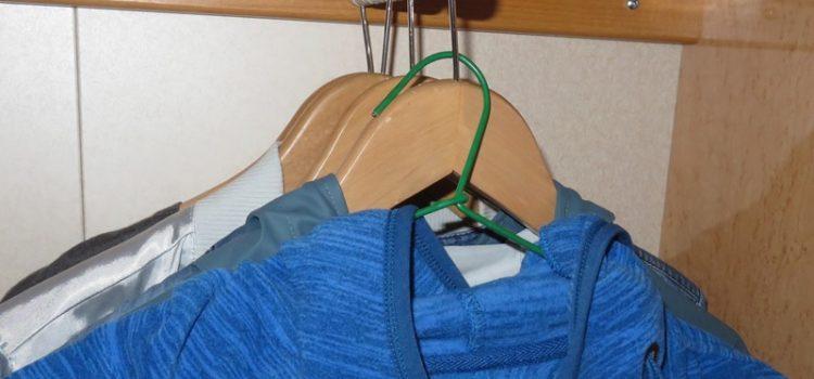 kreuzfahrt kleiderbügel