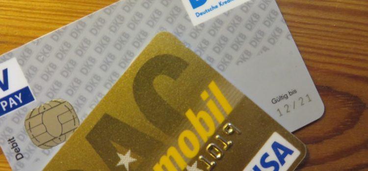 kreditkarte ec-karte im ausland geld besser