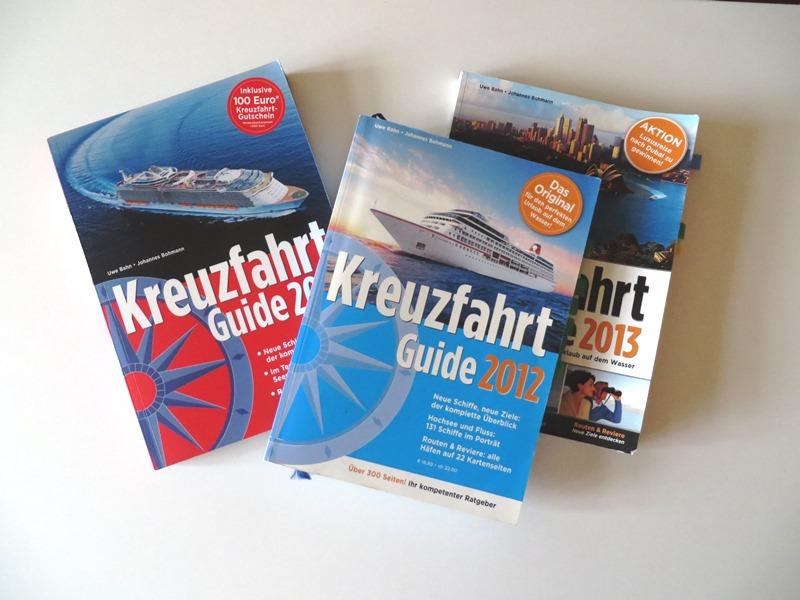kreuzfahrt guide früher buch empfehlung original