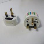 uk plug englische stecker für queen mary 2 kreuzfahrt