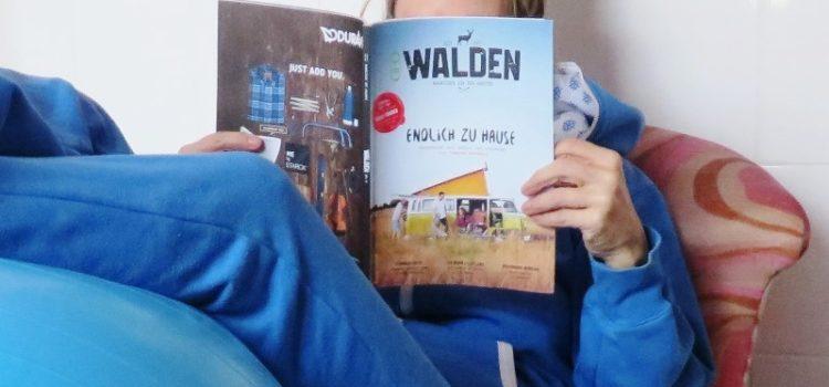 WALDEN Zeitschrift Gewinnspiel